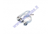 Seatpost binder bolt for electric bicycle Electron EB18 EB19