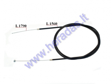 Rear break cable for electric bicycle Electron EB18 EB19 length 179cm