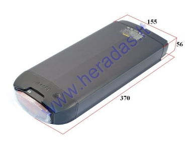 Lithium-ion battery for electric bicycle 36V  10Ah EB21