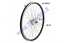 Front wheel for electric bicycle Electron EB19