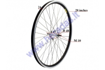 Front wheel for electric bicycle Electron EB21