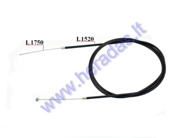 Rear break cable for electric bicycle EB19 EB21