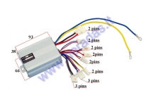 Controller with speed switch for electric mini quad bike 48V 1000W
