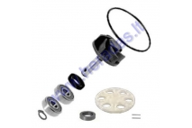 Water pump set 2T Minarelli Horizontal LC