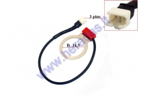 Power pedal assist sensor for electric bicycle EB18 EB19