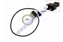 Power pedal assist sensor for electric bicycle EB250C