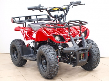Electric quad bike HUNTER SUPER EDITION 800W