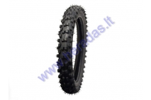 Front motocross tyre for motorcycle 60/100-R14