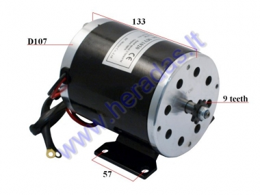 Motor for electric quad bike 36V 500W