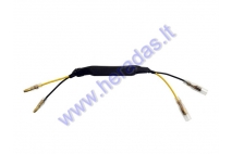 Load resistor (resistance) for LED turn signals up to 21W 1pc