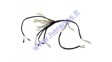 Wiring assembly (wire harness) kit for mini electric quad bike 500-800WAT