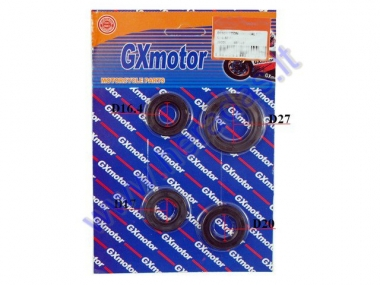 Oil seal set for scooter GY6 50cc 16,4/30/5 27/42/7 17/30/6 20/32/7