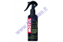 Helmet and visor cleaner MOTUL HELMET and VISOR 0.25l