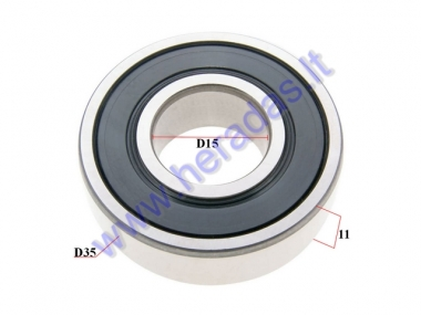 Bearing for motorized bicycle 15/35/11 15x35x11
