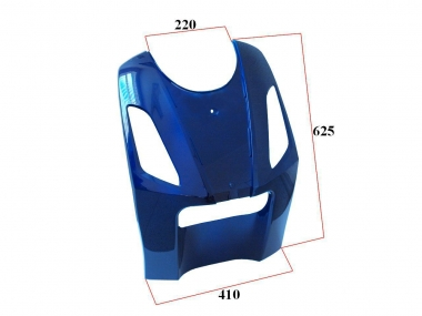 Front main plastic cover for trike scooter MS03 MS04