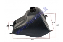 Fuel tank for 250cc motorcycle