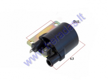 Ignition coil for scooter Piaggio, Gilera 50-150cc