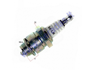 Spark plug for lawn mower B4LM 3410 NGK