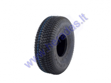 Front, rear tyre for mini quad bike 3.50/4.10-4