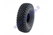 Front, rear tyre for mini quad bike 4.00-4