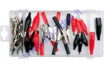 Wire clamp set 28pc