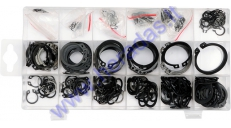 External circlip set 300pc