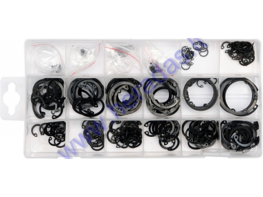 Internal circlip set 300pc