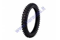 Front motocross tyre for motorcycle 60/100-R15