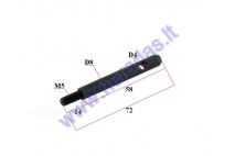 CLUTCH ARM FOR MOTORIZED BICYCLE