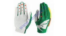 TEXTILE MOTORCYCLE GLOVES THOR S7 Void Cactus