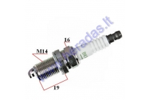 SPARK PLUG FOR MOTORCYCLE BKR6E-11 2756 NGK