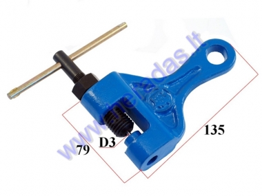 MOTORCYCLE CHAIN PIN REMOVER TOOL (LINK SPLITTER BREAKER)