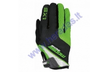TEXTILE MOTORCYCLE GLOVES MOOSE RACING S7 SX1
