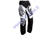 Pants OFF ROAD S7 QUAL OTB STEALTH MOOSE RACING