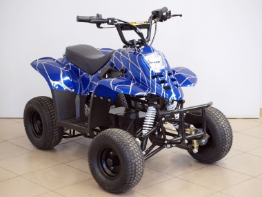 ELECTRIC QUAD BIKE 500WAT CRUSADER SUPER EDITION BRUSHLESS MOTOR
