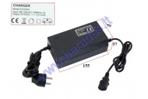 72V/20Ah BATTERY CHARGER FOR ELECTRIC SCOOTER FITS HAWK
