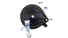 DRUM BRAKE COVER REAR FOR ELECTRIC MOTOR SCOOTER HAWK