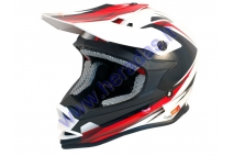 MOTORCYCLE CROSS HELMET V321