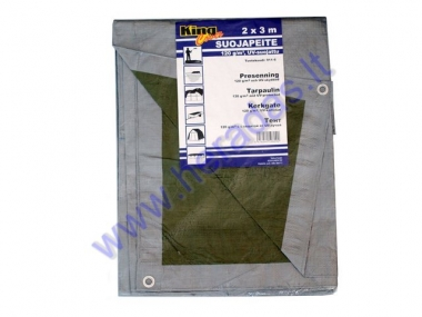 The tent protection against UV and rain 120g/m2 2x3m
