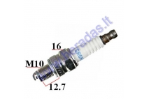SPARK PLUG FOR MOTORCYCLE CR6HSB 6500 NGK Yamaha with hanging engine