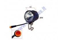 HEADLIGHT FOR WEELCHAIR TRAILER