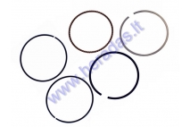 PISTON RINGS SET FOR QUAD BIKE  D63 REPLACEMENT +0,25