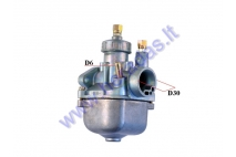 CARBURETOR FOR MOPED, MOTOCYCLE 50cc Simson S51, S70 16N1-11 0.72mm