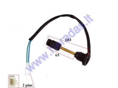 OIL LEVEL SENSOR 2T FOR SCOOTER