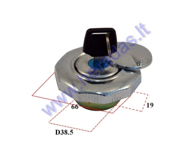 FUEL TANK CAP FOR MOPED Alpha 50cc