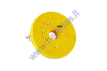 Universal polishing disc