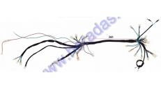 Wiring assembly (wire harness) for quad bike 200cc-230cc GY6 engine