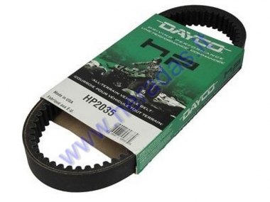 Drive belt DAYCO for ATV quad bike. Fit to Can Am / Bombardier 33X943LE