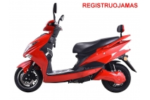 Electric Motor Scooter  HAWK  72V  2KW (PLEASE CONTACT FOR THE SENDING TERMS AND PRICE: PARDUOTUVE@HERADAS.LT)