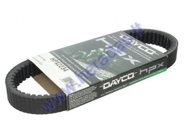 Drive belt DAYCO for ATV QUAD BIKE. FIT TO Suzuki KingQuad, Arctic Cat 36X945LE
